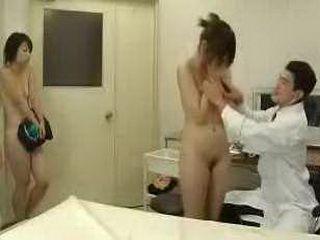 Regular medical examination turns into nightmare for innocent studentgirl