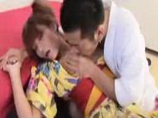 Japanese Hot Girl Blind Folded And Roghly Fucked In The Ass