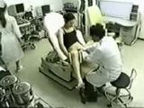 Real Hidden Cam In Japanese Gyno Office