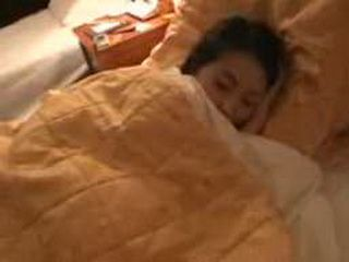 Japanese Girl Interrupted While She Was Sleeping To Have Sex
