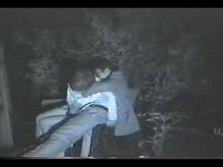 Real Hidden Camera Caught Japanese Woman Giving A Blowjob At The Public Park