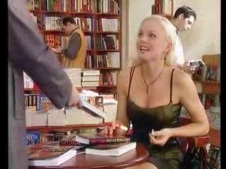 If You Think That She Is A Nice Girl From The Library You Are Wrong