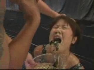Japanese Crazy Girl Eats Shit And Drinks Piss