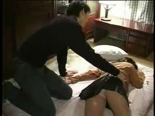 Pervert Uncle Fucked His Drunk Japanese Female Cousin
