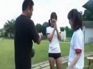 Older Guys Having Fun And Fuck Scared And Frighten Japanese Teen Girls