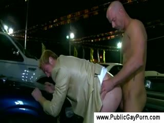 Anal at the car mart