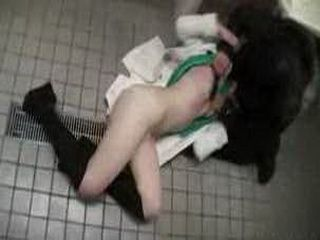 Public Toilets Are Not Safe Place For Girl To Be Alone - Fuck Fantasy