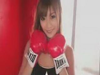 Japanese Hot Boxer Girl Fucked By Her Boxing Trainer