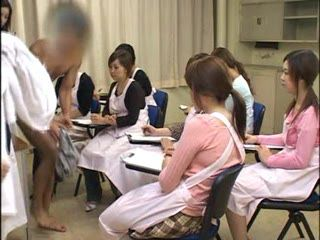 Japanese School For Maids - They Must Learn How To Please Their Masters