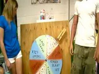 Wheel of sex fortune