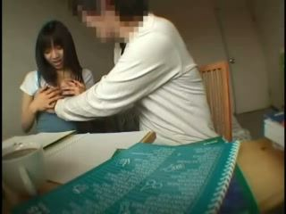 Japanese Teenagers Studding Together End Up With Fucking