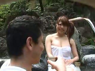 Shy Japanese Girl Fucked At Public Bathing Pool