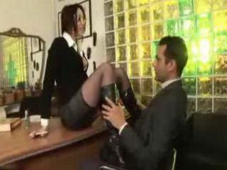 Monella the job sex interview