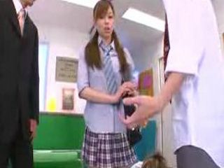 This Are Things You Shouldn't Do To A Schoolgirl