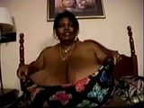 BBW Black Woman With Enormous Boobs