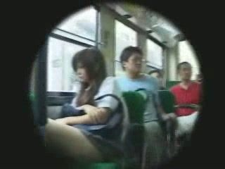 Slightly Different Japanese Bus Video