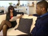 Mature Lady Agent Testing New Black Client