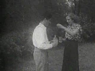 Vintage In Park- Old Porn Movie