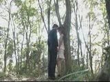 Forest Is Not A Good Place For Japanese Girl To Walk Alone
