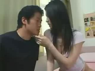 After Good Sex She Gets Her Mouth Filled With Cum