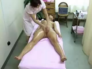 Teen at Massage