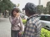 Japanese Teen Picked On Street and Fucked