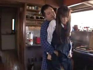 Japanese Adopted Girl Ai Uehara 1-2 xLx