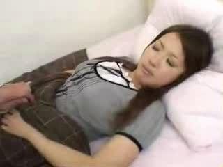 Sleeping Teen Fucked by Stepdad