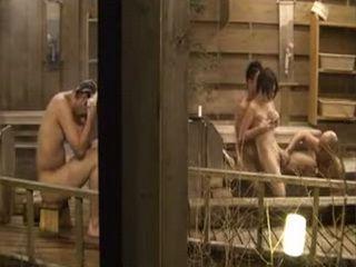 Cheating Boyfriend In Public Bath