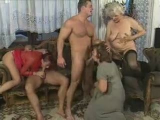 Orgy With Grannies