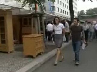 Young Woman Humiliated in Public