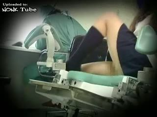 Japanese Teen On Gyno Enema Exam
