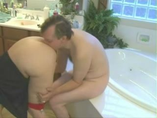 Cleaning Wife's Ass