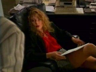 Hot secretary tease me every day