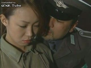 Prison Guards Fuck Japanese Woman In jail