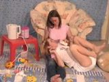 Diaper Adult Baby Girl 5