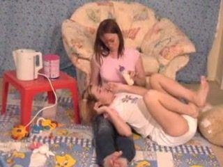 Diaper Adult Baby Girl 5