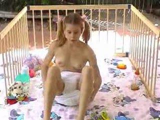 Diaper Adult Baby Girl 17