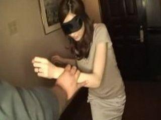 Two Friends Fucked Blindfolded Japanese Girl