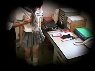 Schoolgirl caught stealing blackmailed 1