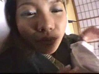 Amateur Japanese Girl Blowjob and Fingered Uncensored