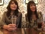 Japanese Double Blind Date End Up With Fucking
