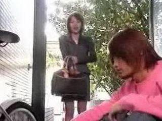 Sally Yoshino - Female Teacher Hunt 2