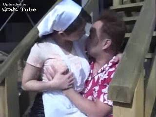 Japanese Village Bakery Worker Woman Caught Being Fucked By Her Boss