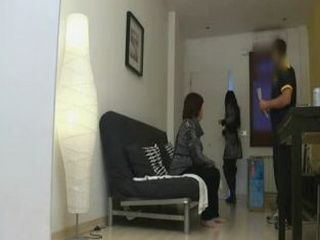 Real Spanish Mother and Daughter Incest - 1