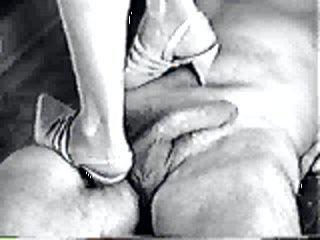 Crushing his balls