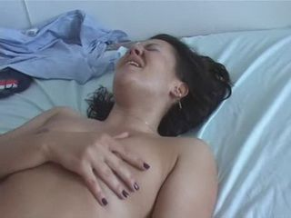 Mexican Teen Cant Stand The Pain Of Anal Fucking But The Guy Gives Her No Choice