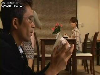Family Secrets - Japanese Stepfather Violates Stepdaughter