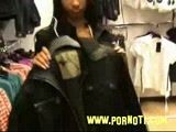 Nice Amateur Fuck In Changing Room