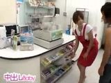 Japanese Salesgirl Fucked By Unsatisfied Customer In Store